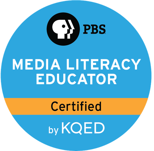 Media Literacy Certification Badge
