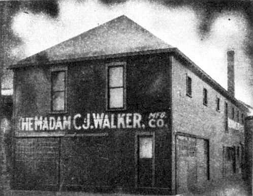 Madame Walker Building
