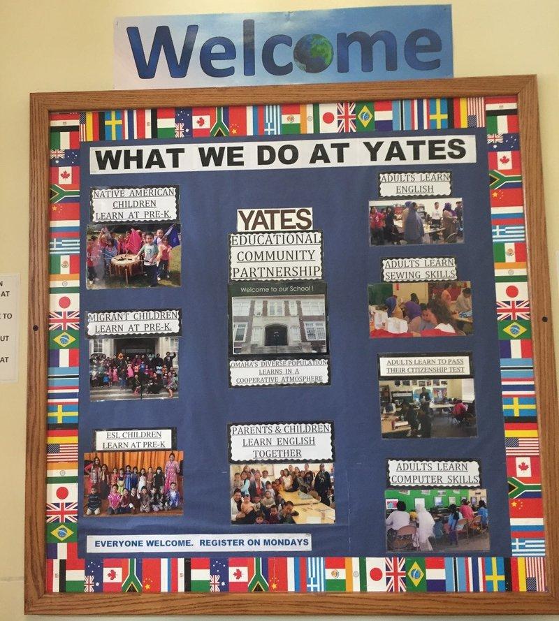 Inside Yates Educational Community Partnership | Photo: Ingrid T. Colón