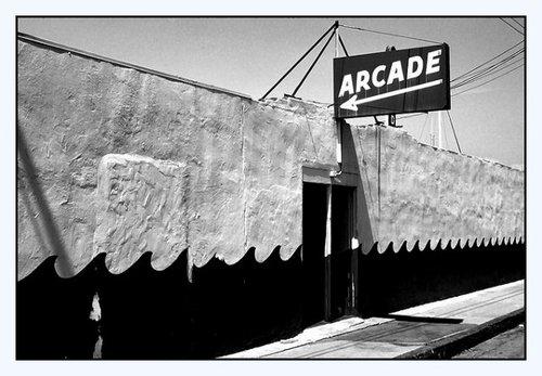Shift arcade