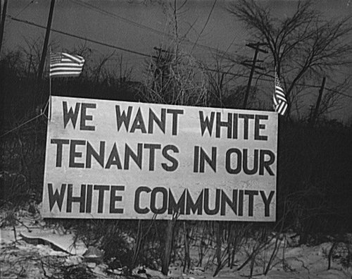 Racism in Housing