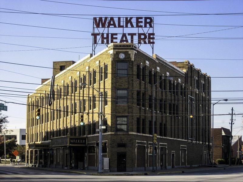 Madame Walker Theatre Indianapolis