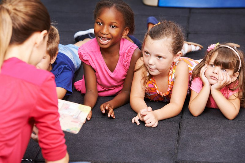 Study High Quality Early Education >> Study Finds Large Quality Differences In Early Education Settings